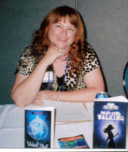 Author photo. Author of THE SEER series (6 books plus short story at <a href=&quot;http://www.LindaJoySingleton.com&quot; rel=&quot;nofollow&quot; target=&quot;_top&quot;>www.LindaJoySingleton.com</a> ), DEAD GIRL trilogy, STRANGE ENCOUNTERS series and 2012 spin-off from THE SEER starring Thorn.