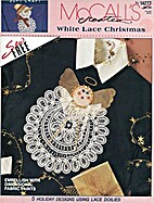 White Lace Christmas by Vivian Perrits