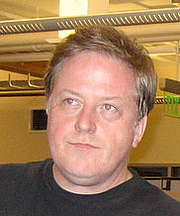 Author photo. Tim Converse. Photo courtesy Powerset.