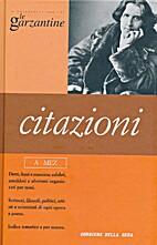 Le Garzantine, vol. 19