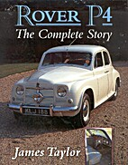 Rover P4 The Complete Story(Crowood…