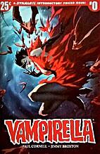 Vampirella (2017) #0 by Paul Cornell