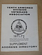 Tenth Armored Division Veterans Association,…