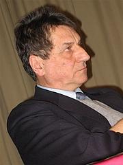 Author photo. Photo credit: Mariusz Kubik, Warsaw, March 9, 2005