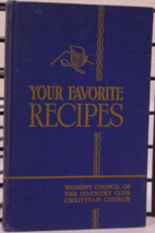 Your Favorite Recipes by Women's…
