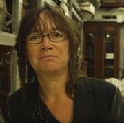 Author photo. Aude Gros de Beler, en 2014 en tant qu'éditrice aux éditions Actes Sud