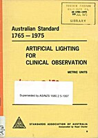AS 1765 - 1975: Artificial Lighting for…