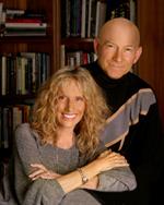 Author photo. Paul Edwards, with wife and co-author, Sarah Edwards