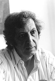 Author photo. El poeta, ensayista, crítico literario, historiador de las ideas, traductor y catedrático español José María Valverde en 1980. By Elisa Cabot