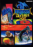 Dragon Spirit by Bandai Namco