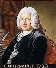 Author photo. Gabriel Jacques de Saint-Aubin (1724-1780)