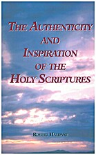 The Authenticity & Inspiration of the Holy…