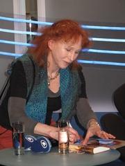 Author photo. Margriet de Moor - Leipzig Book Fair 2011 [credit: Lesekreis via Wikipedia]