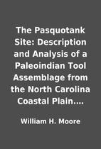 The Pasquotank Site: Description and…