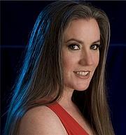 Author photo. photo by Barbara Nitke