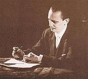 Author photo. Antonio Buero Vallejo (1916-2000)