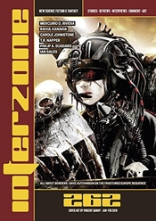 Interzone 262 cover