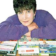 Author photo. Deb Stover, 2008