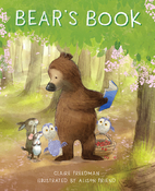 Bear's Book by Claire Freedman