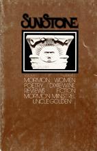 Sunstone - Vol. 1:3, Summer 1976 by Sunstone…