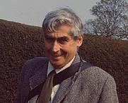 Author photo. John Patrick Micklethwaite Brenan, 1976