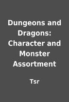 Dungeons and Dragons: Character and Monster…