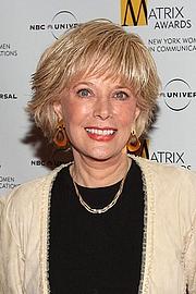 Author photo. Lesley Stahl/imdb