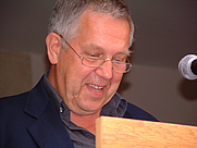 Author photo. Michael Ströhle (2001)