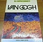 Van Gogh by Jacques Lassaigne