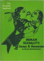 Human sexuality; sense and nonsense by…