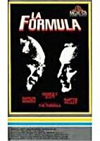 The Formula [1980 film] by John G. Avildsen