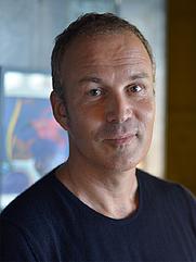 Author photo. zep