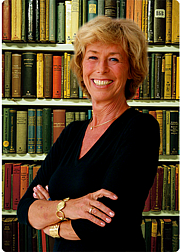 Author photo. Stefanie Gercke