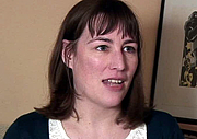 Author photo. Jacqueline Rayner