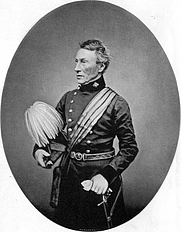 Author photo. Image from <b><i>The life of the late General F.R. Chesney</i></b> (1885) by Louisa Fletcher Chesney