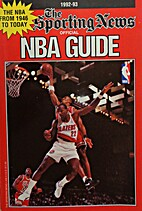 The Sporting News Nba Guide, 1992-93…