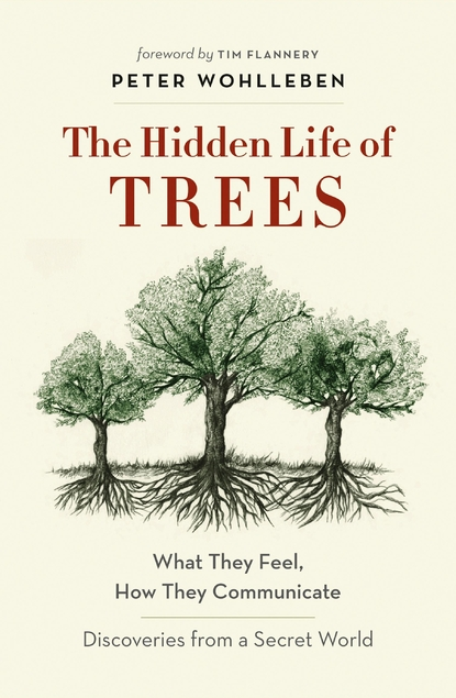 The Hidden Life of Trees cover