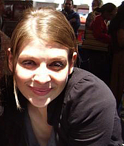 Author photo. (c) Jennifer Hansel