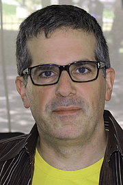 """Author photo. Author Jonathan Lethem at the 2015 Texas Book Festival. By Larry D. Moore, CC BY-SA 4.0, <a href=""""https://commons.wikimedia.org/w/index.php?curid=44687865"""" rel=""""nofollow"""" target=""""_top"""">https://commons.wikimedia.org/w/index.php?curid=44687865</a>"""