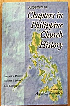 Supplement to Chapters in Philippine Church…