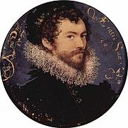 Author photo. Self-Portrait, 1577