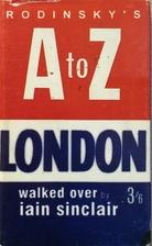 Dark Lanthorns: David Rodinsky's A-Z Walked…