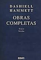 Obras Completas by Dashiell Hammett