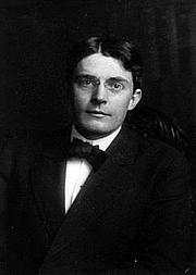 Author photo. John Broadus Watson at Johns Hopkins c. 1908-1921 [author: unknown]