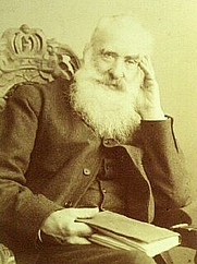 Author photo. Thomas Adolphus Trollope (1810–1892)