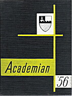 Shady Side Academian yearbook 1956 by H.…