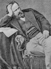Author photo. Alexander Herzen (1812-1870)