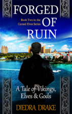 Forged of Ruin: A Tale of Vikings, Elves and…