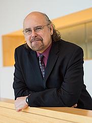 Author photo. Dr. Davíd Carrasco