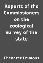 Reports of the Commissioners on the…